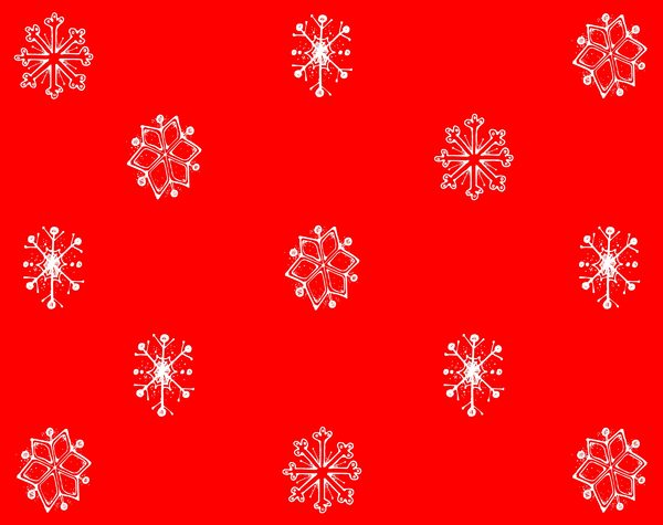 Snowflake Background 13