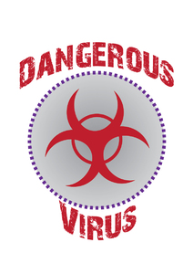 dangerous virus warning