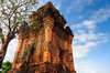 Champa Tower, Nhan mountain
