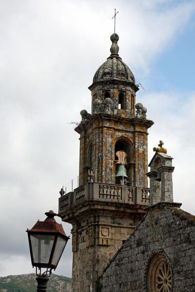 Church in Muros