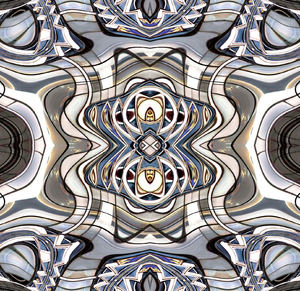 abstract modern art2: abstract patterned artwork