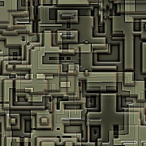 Techno 5: A 3d abstract texture that suggest electronics, computer chips, or wiring. You may prefer this:  http://www.rgbstock.com/photo/mC12EIK/Techno+2  or this:  http://www.rgbstock.com/photo/mC12EFw/Techno+1  or this:  http://www.rgbstock.com/photo/mC12ELY/Tech