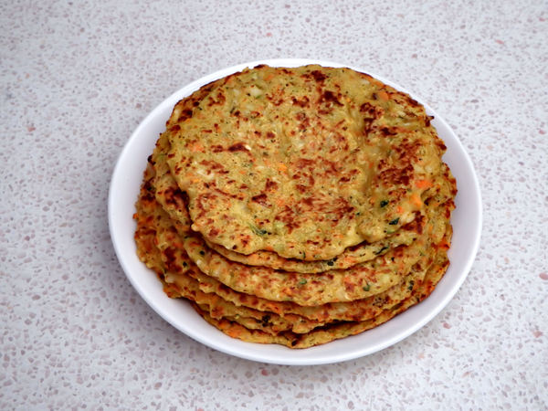 vegetable flapjacks1