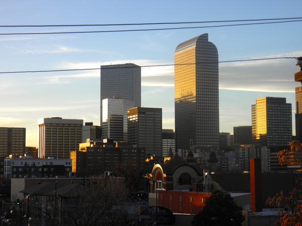 Denver Mile High City