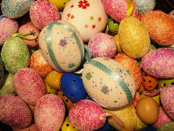 Easter Eggs decorations