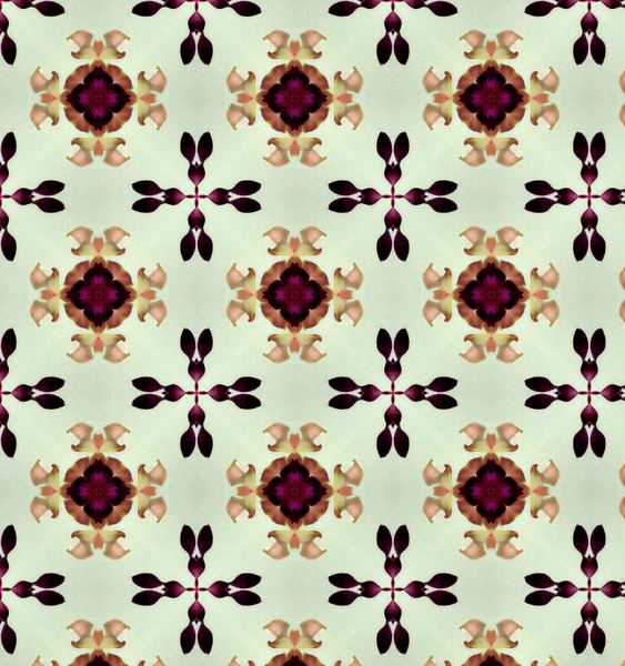 nostalgic wallpaper pattern1