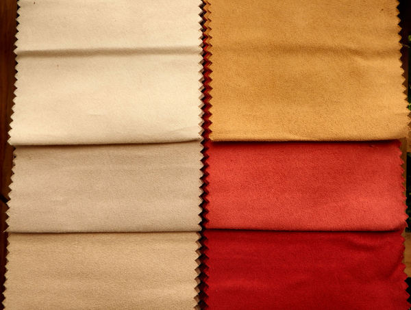 suede swatches3: sueded fabric sample swatches