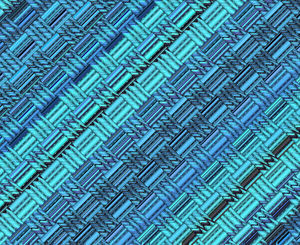 angled blue weave1