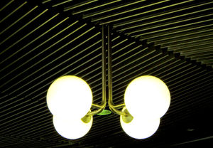 great balls of light1: large internal ceiling lights