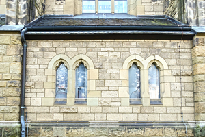 gothic church windows: gothic church windows