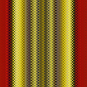 between the red & yellow7