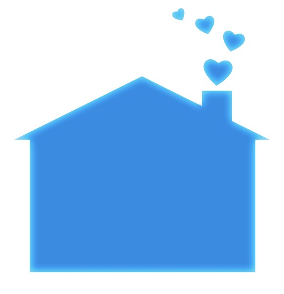 Happy Home 1: A pictogram of a house with love heart shaped smoke coming out of the chimney. You may prefer:  http://www.rgbstock.com/photo/dKTsxE/Home+is+Where+the+Heart+Is  or:  http://www.rgbstock.com/photo/2dyWqc5/House+1  or:  http://www.rgbstock.com/photo/dKTxor/