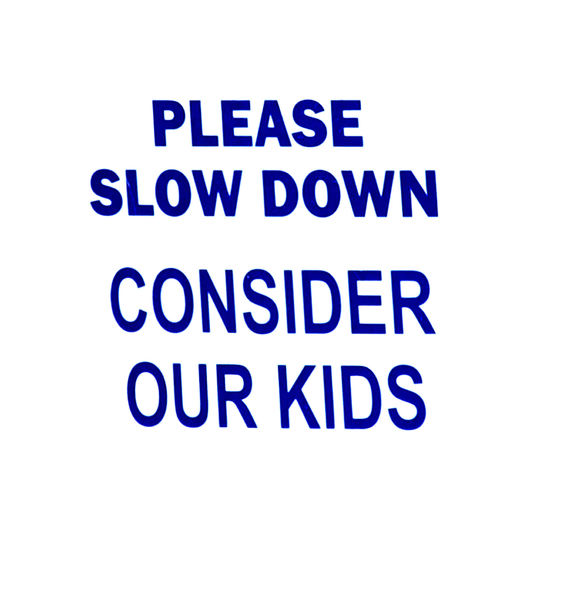 kids speed