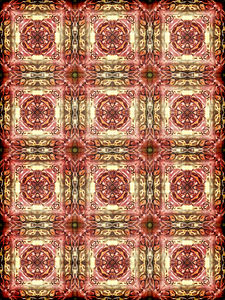 nostalgic wallpaper pattern5bc: abstract old style coloured wallpaper background and patterned surface