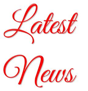 Latest News: Red 3d words on a white background. You may prefer:  http://www.rgbstock.com/photo/o1R4oS8/Look  or:  http://www.rgbstock.com/photo/oK4WH10/Yes