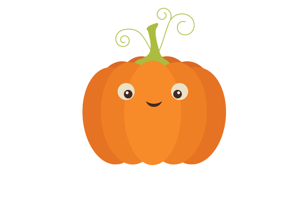 . . . Cute Pumpkin 2 . . .