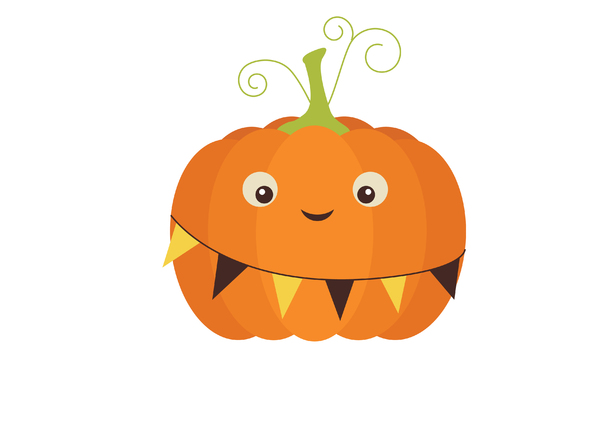 . . . Cute Pumpkin 5 . . .