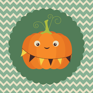 . . . Cute Pumpkin 10 . . .