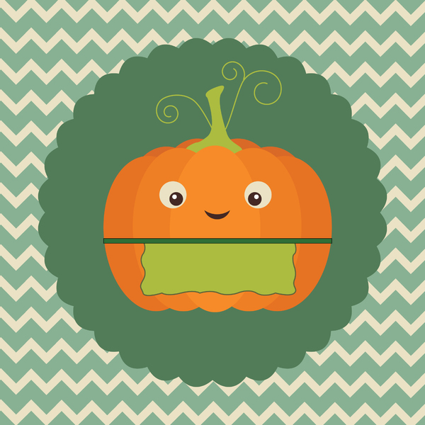 . . . Cute Pumpkin 6 . . .