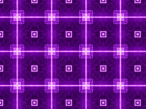 purple checks & squares1