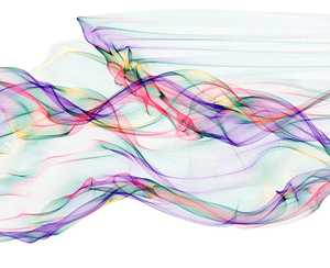 Swirly Background 6: A swirly wave in modern colours. You may like:  http://www.rgbstock.com/photo/o1WZHXq/Rainbow+Waves+6  or:  http://www.rgbstock.com/photo/o0SYCjO/Bright+Gossamer+Border Use within licence or contact me.