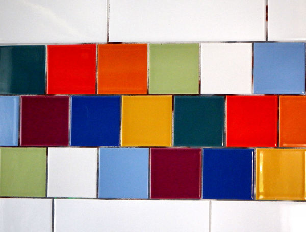 coloured wall tiles5