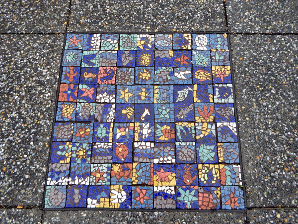 decorative mosaic paving2