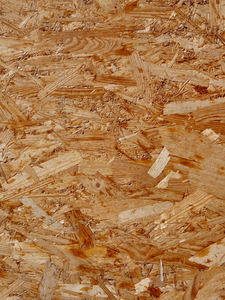 pressed wood chip board2