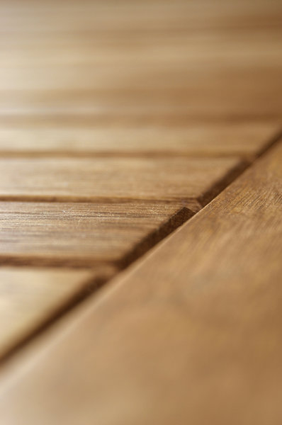 Wooden Background: Wooden table top texture or background.NB: Credit to read
