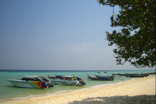 Karabi Beach 2: Idyllic beaches of Krabi and Phi Phi islands