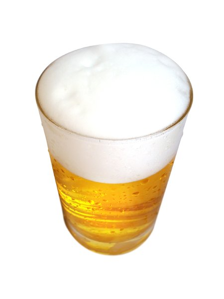 Beer 5: Glass of beer