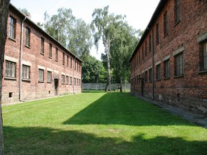 auschwitz 16: The Nazism concentration camp in Poland