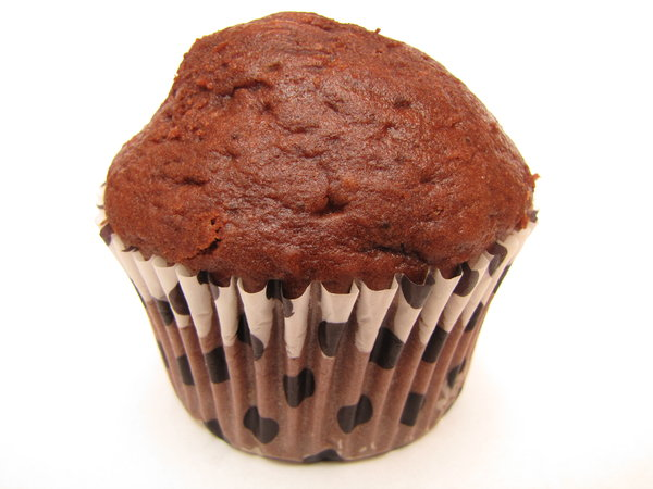 Chocolate Chip Muffin: home made Chocolate Chip Muffin