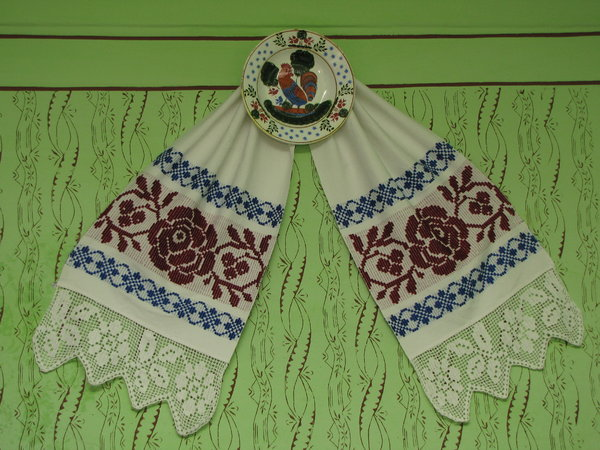 traditional: Romanian traditional decoration