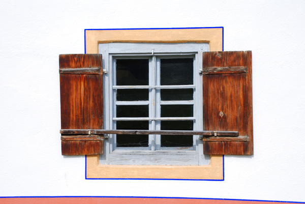 decorative window: decorative window