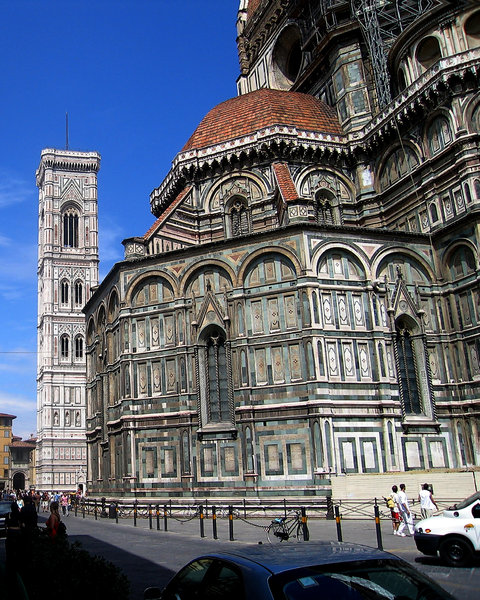 Dom of Florence: Dom of Florence, Italy.