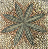 decorative stone star: decorative stone star