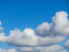 summer cloud formations: summer cloud formations