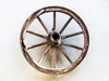 wheathered old cartwheel: wheathered old cartwheel