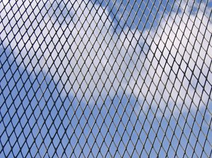 trapped sky texture: a caged and trapped sky texture