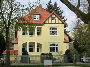 rural yellow villa: rural yellow villa