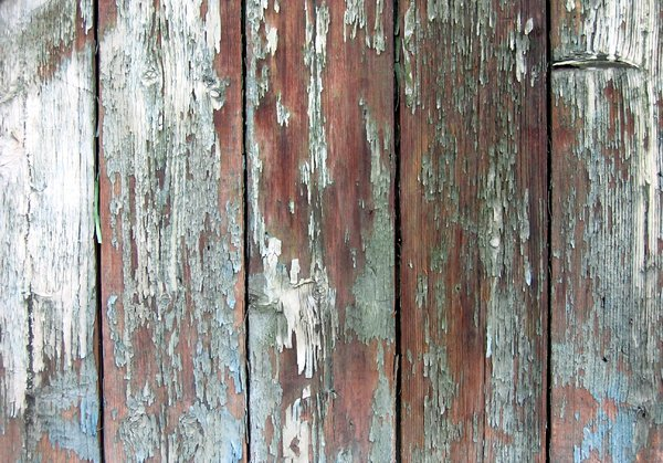 old vertical wood balks textur: old vertical wood balks texture