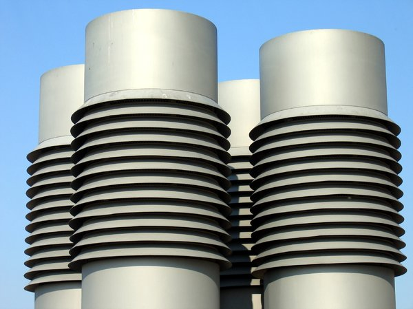 exhaust air ducts: exhaust air ducts