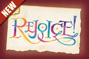 Rejoice 5: Variations on the word