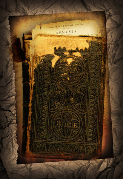 Holy Bible: A vintage Holy Bible.Please visit my stockxpert gallery:http://www.stockxpert.com ..