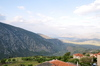 Delphi 1: Landscapes around the famous Greek city Delphi.
