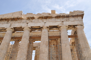 Parthenon 8: The most famous attraction of Greece in Athens