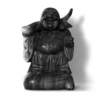 Buddha Wood Statue: It would be great if you drop me a line if you used this Photo. - You are looking for an personalized illustration, icons, pattern, etc.? Please visit http://badk.at and drop me a line.