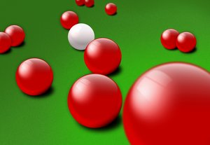 Billiards 5: Illustration La Billiards :)Made entirely in Photoshop.Check my gallery for more interesting designs.Please comment if you find it worthwhile