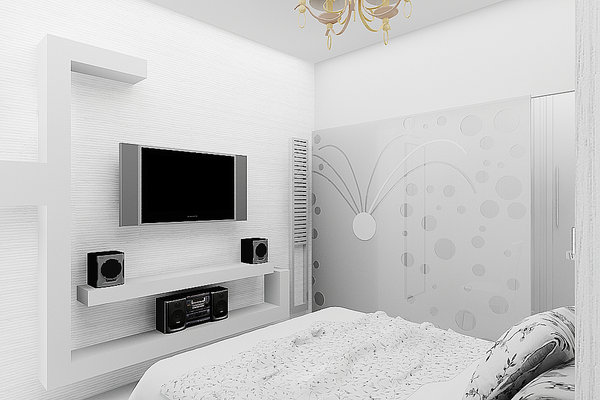 Quarto design interior: